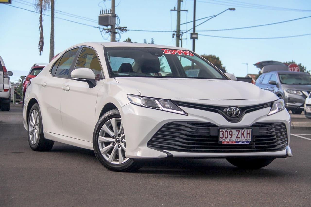 2018 Toyota Camry ASV70R Ascent